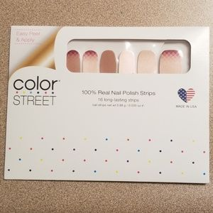 Color Street nail polish strips Silicon Valley
